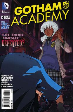Gotham Academy Vol 1-6 Cover-1