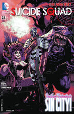 Suicide Squad Vol 4-22 Cover-1