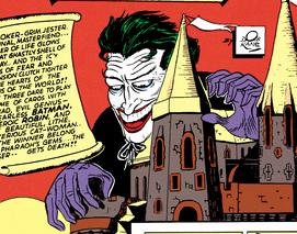 Joker-The Joker Meets the Cat-Woman