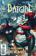 Batgirl Vol 4-12 Cover-1