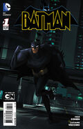 Beware the Batman Vol 1-1 Cover-2