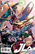 Justice League of America Vol 4-1 Cover-1