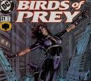 Birds of Prey Issue 21