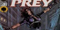 Birds of Prey Issue 21