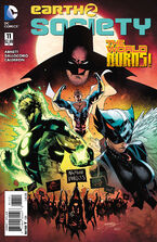 Earth 2 Society Vol 1-11 Cover-1