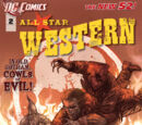 All-Star Western (Volume 3) Issue 2