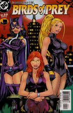Birds of Prey 59c
