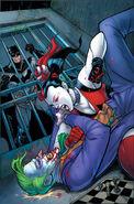 Harley Quinn Vol 2-25 Cover-1 Teaser