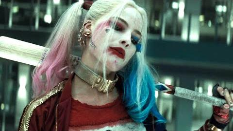 SUICIDE SQUAD - Official 'Harley Quinn' Trailer (2016) DC Superhero Movie HD-0