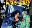 Birds of Prey Issue 93