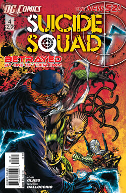 Suicide Squad Vol 4-4 Cover-1