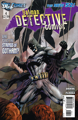 Detective Comics Vol 2-4 Cover-1