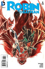 Robin Son of Batman Vol 1-3 Cover-2