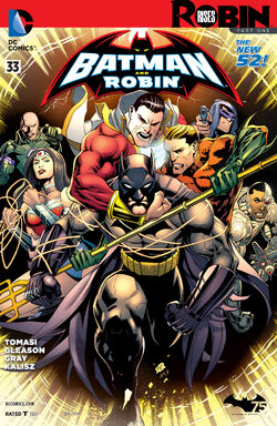 Batman and Robin Vol 2-33 Cover-1