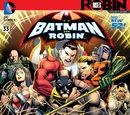 Batman and Robin (Volume 2) Issue 33