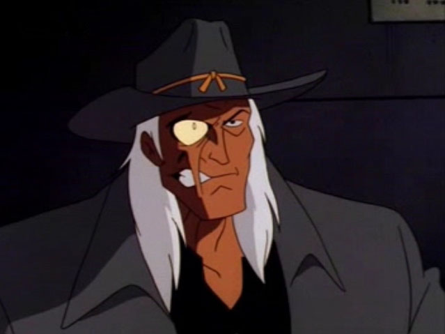 Jonah Hex Batman The Animated Series Wiki Fandom