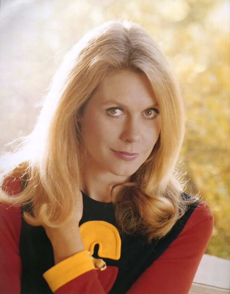 Elizabeth Montgomery Batman The Animated Series Wiki