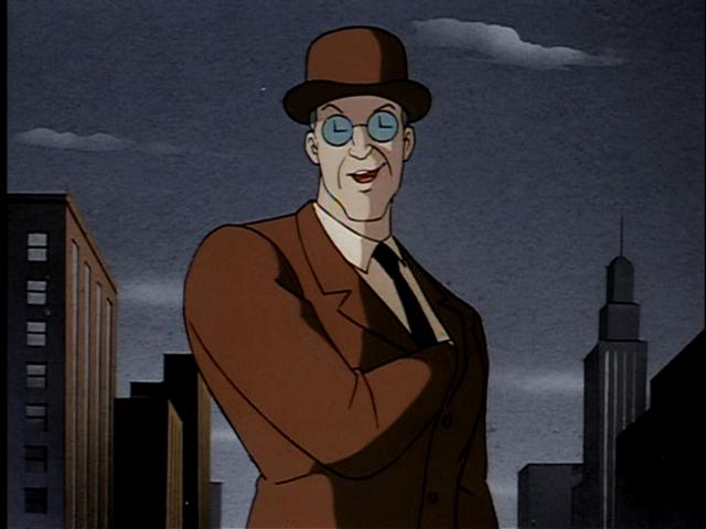 The Clock King Episode Batman The Animated Series Wiki