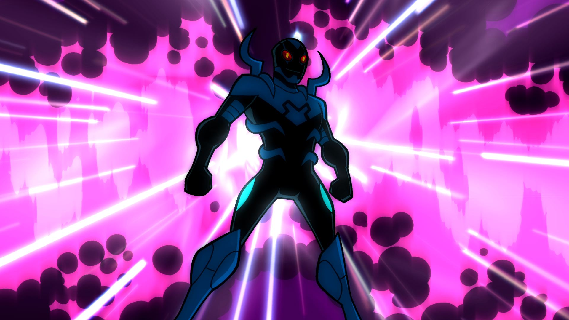 The Rise of the Blue Beetle! | Batman: The Brave and the ... - photo#9