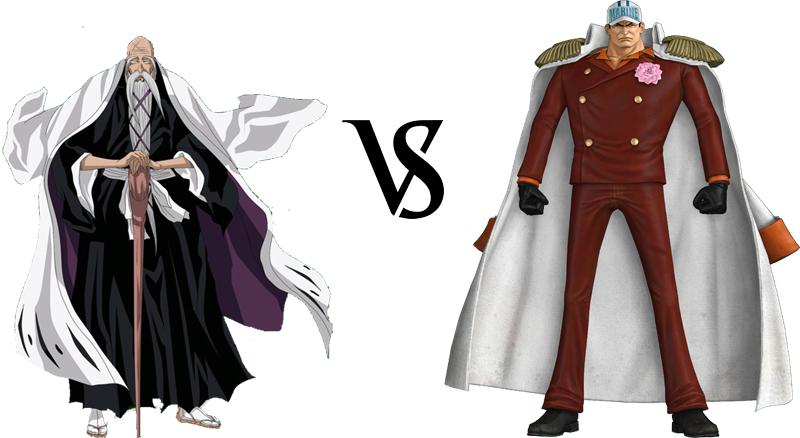Top Five Yamamoto Bleach Vs Battle - Circus