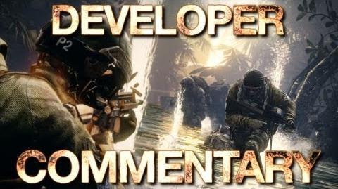 Medal of Honor Warfighter Fire Team Multiplayer Developer Commentary