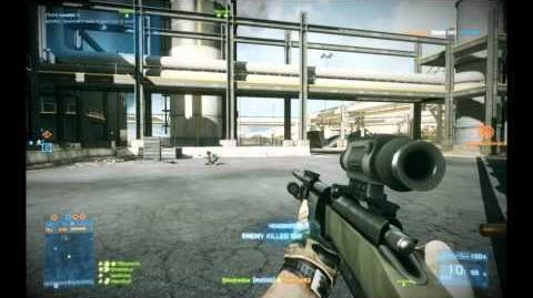 Battlefield 3 M40A5 Wiki Video