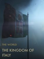 The Kingdom of Italy Codex Entry