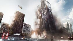 Skyscraper Collapse