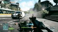 BF3 Operation Métro trailer screenshot9 AKS-74u