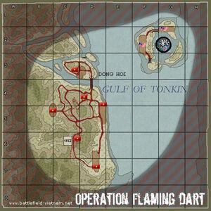 BFVN Map Flaming Dart