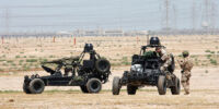 Desert Patrol Vehicle