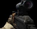 BFBC2 AKS-74U ACOG