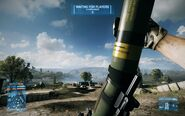 BF3 SMAW Reload