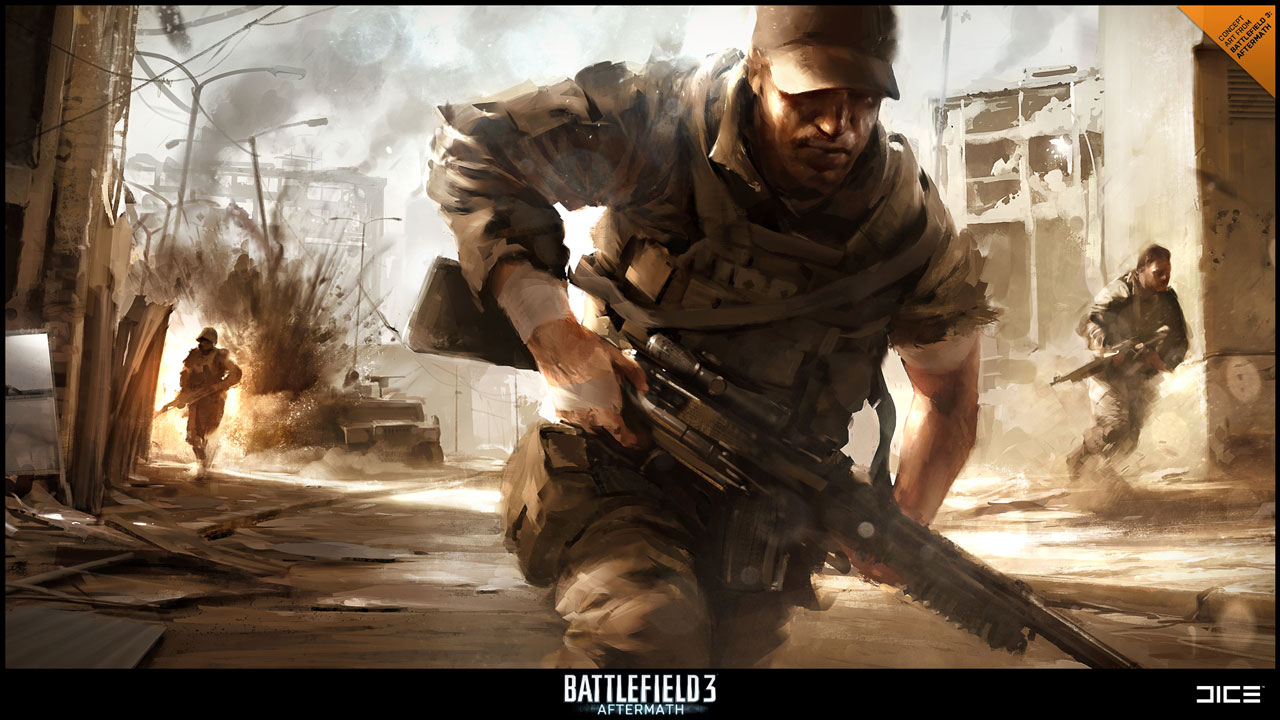 Battlefield aftermath Wallpapers Pictures