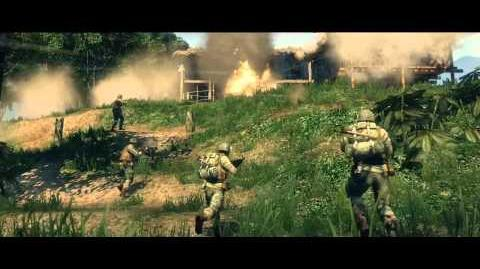 Battlefield Bad Company 2 Vietnam Phu Bai Valley Action-0