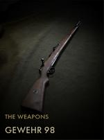 Gewehr 98 Codex Entry