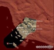BF2 Gulf of Oman 32 Players Map Alpha Screenshot