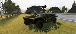 BF2 FAV Buggy China