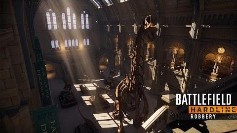 Battlefield Hardline Robbery – Museum Map Fly-Though