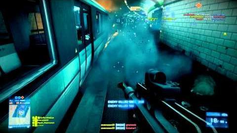Battlefield 3 - Flanking