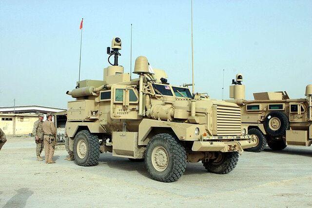 File:Cougar H MRAP IRL.JPG