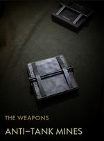 Anti-Tank Mines Codex Entry