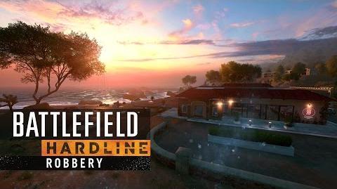 Battlefield Hardline Robbery – Break Pointe Map Fly-Through