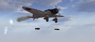 BF1942 VAL DROPPING BOMBS