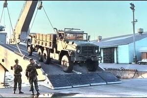 M923 Truck