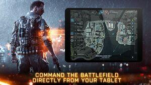 BF4 Commander App