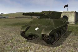 BF1942 AMERICAN M10 WOLVERINE