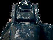 Battlefield 3 UMP-45 Iron Sight