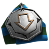 M-COM Attacker Medal
