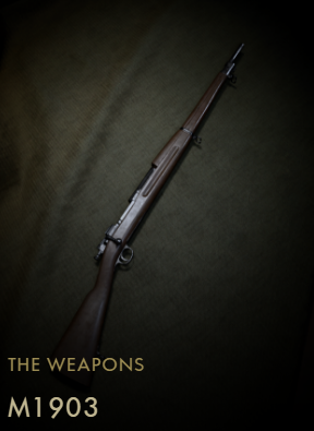 M1903 Codex Entry